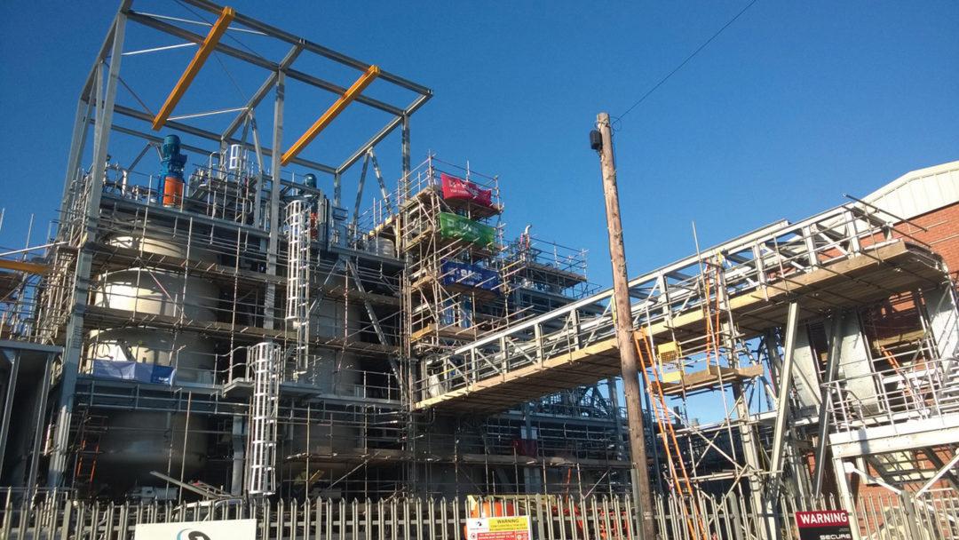 Scaffolding - BASF Bradford